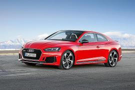 Audi RS 5 Coupé: potencia y eficiencia