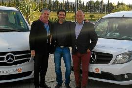 Autovidal, con la Asociación de Taxis de las Islas Baleares