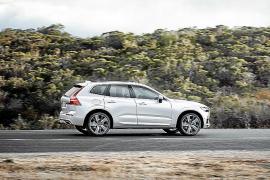Volvo presenta el nuevo SUV premium XC60