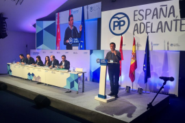 Vidal deberá dar explicaciones en el Parlament sobre las subvenciones de la campaña del PP en 2007