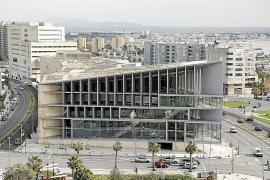 Los Reyes inaugurarán el Palacio de Congresos de Palma después del verano