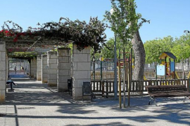 Ciudadanos pide instalar videocámaras de vigilancia en los parques de Palma para prevenir actos vandálicos