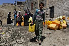 El hambre amenaza a 17 millones de yemeníes
