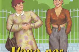 Homenaje a Lina Morgan en la Sala Dante con 'Vaya par de gemelas'