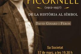 Presentación en Sa Societat del libro 'Aurora Picornell (1912-1937). De la història al símbol'