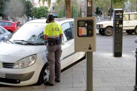 El Ajuntament de Palma prorroga el contrato de la ORA mientras estudia recuperar su gestión