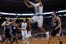 Los Celtics fueron mejores; Magic sigue ganando y los Lakers no convencen