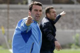 'Josico' sustituye a Ziege en el banquillo del Atlètic Balears