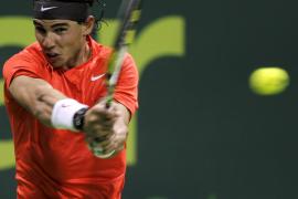 Nadal cumple ante Gulbis y alcanza las semifinales