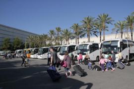 El GOB denuncia el «grave retroceso» del transporte público en Baleares