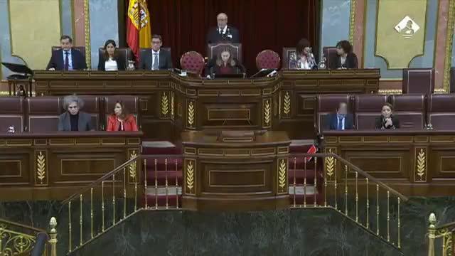 El Congreso tumba el decreto de la reforma de la estiba del Gobierno