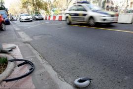 Un conductor atropella y mata de madrugada a un hombre en silla de ruedas en Valencia y se da a la fuga