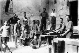 'Els fusters de Manacor' rememora la evolución del sector