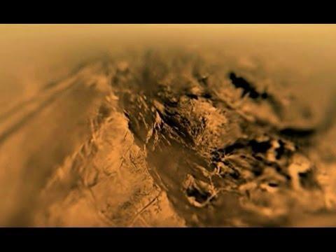 Los mares de Titán pueden hervir con nitrógeno, según la NASA