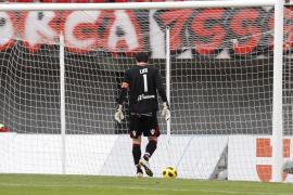 El Almería humilla al Mallorca en la Copa