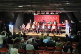 Unas ochenta personas participan en un deslucido debate del municipio de Calvià