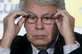 A González «no le quita el sueño que gane el PP, sino que lo haga sin saber qué hacer»