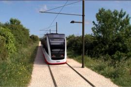 Vicens asegura que las primeras unidades del Tram-tren ye están listas