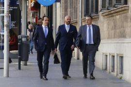 Álvaro Gijón: «No pienso dimitir, no he hecho nada, soy inocente»