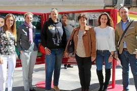 'Dones esportistes' en Palma