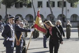 El Govern afirma que respeta las juras de bandera civiles
