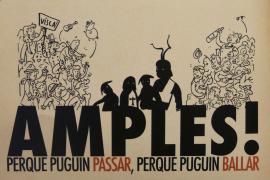 Ajuntament y Patronat de Sant Antoni impulsan una campaña de civismo