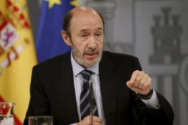 Rubalcaba advierte de que sin reformar las pensiones «no salen los números»