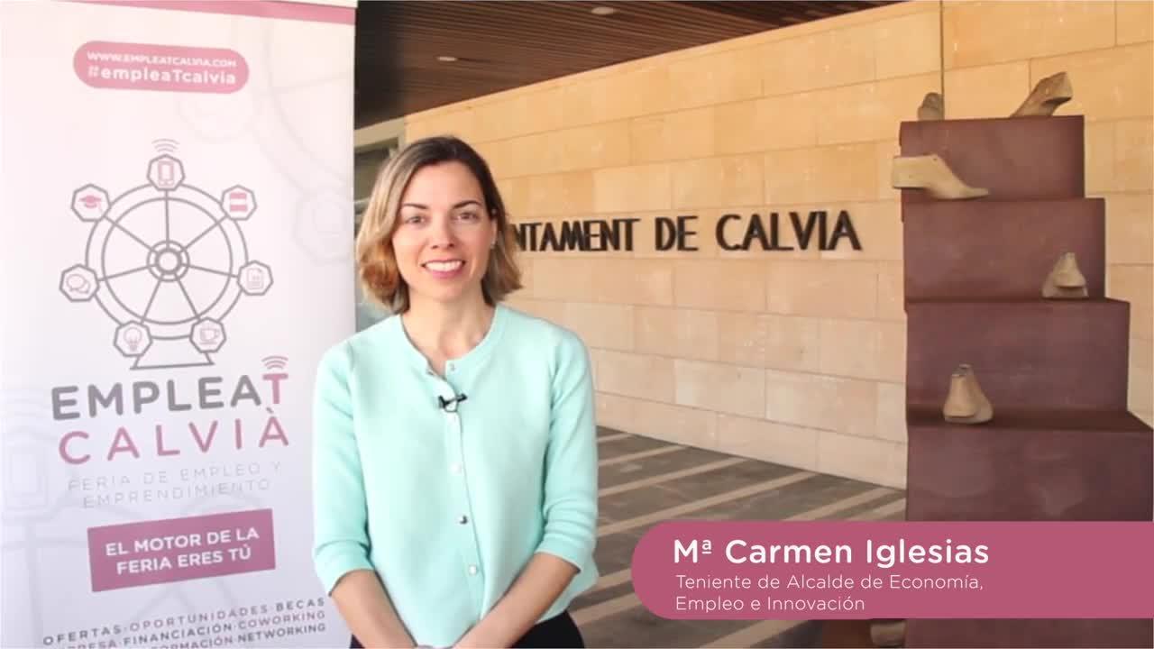 La I Feria de empleo y empredimiento #EmpleaTcalvia ofrecerá más de 300 puestos de trabajo
