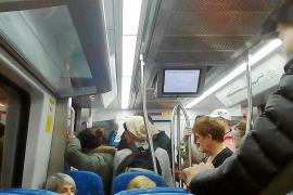 Los maquinistas del tren dicen que no pueden garantizar la seguridad