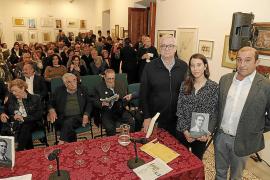 Cálida acogida en Sóller al libro que reúne la obra de Miquel M. Serra