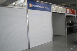 Consumo cierra su oficina del Aeropuerto y apuesta por actuaciones puntuales