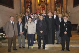 Llorenç Serra Ferrer gritará 'Visca Sant Antoni' al haber sido elegido 'clamater'