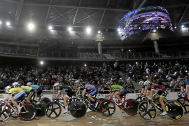 La Six Day Final hace vibrar al Palma Arena