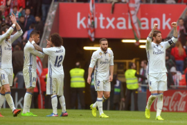 El Real Madrid asalta San Mamés y fortalece su liderato