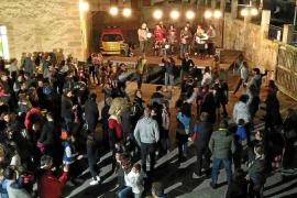 Juegos y diversión por la igualdad en Sineu