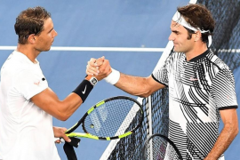Federer, tras su triunfo en Indian Wells, supera a Nadal en número de títulos