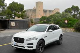 Jaguar F-Pace: Una estética que rompe moldes