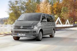 Volkswagen lanza el Multivan Outdoor Panamericana