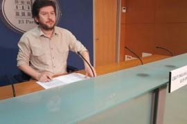 Jarabo (Podemos) critica a sus socios PSIB y MÉS por mantener el aparcamiento de Es Trenc