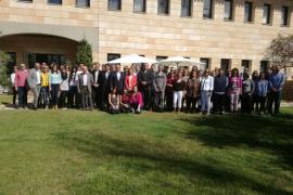 El Conseller Negueruela presenta Jóvenes Cualificados y el Programa 30 del SOIB
