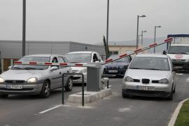 Indemnizan con 13.800 euros a un motorista que fue golpeado por la barrera de Son Espases