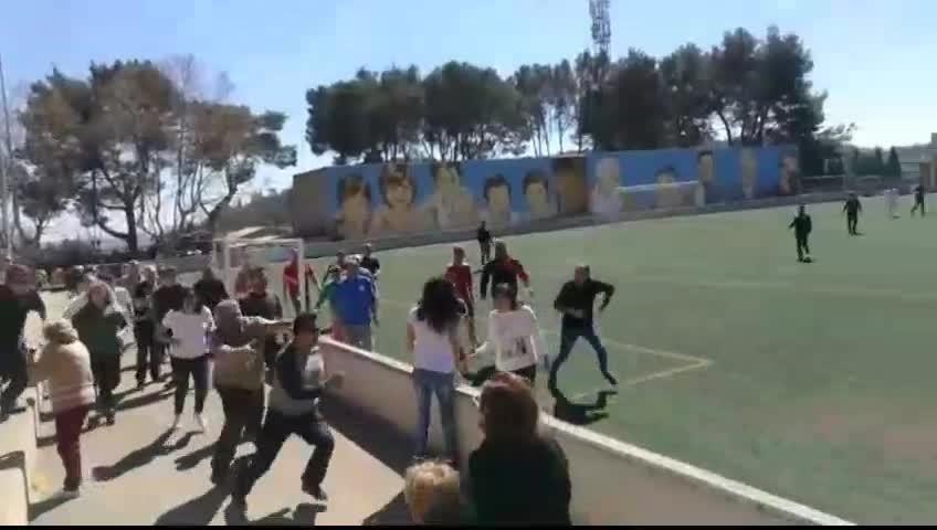 El Alaró retirará de la competición a su equipo infantil tras la pelea entre padres