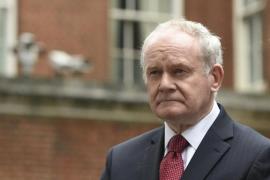 Fallece el ex viceministro principal de Irlanda del Norte Martin McGuinness