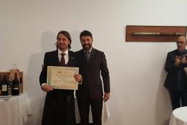 Juan Luis Biedma, mejor sumiller de Baleares 2017
