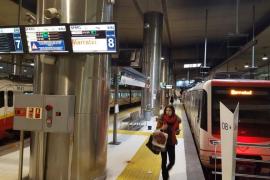 Suspendida la huelga de trenes