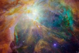 Hallan la tercera pieza de un rompecabezas estelar en Orión
