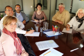 Cort llevará a cabo reuniones periódicas con los vendedores ambulantes para mejorar los mercados
