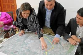 El Consell solo hará media Ronda Nord y abre una brecha en el gobierno de Inca