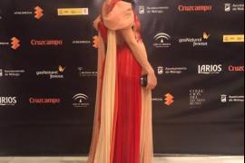 La actriz porno Amarna Miller presenta su primer film convencional