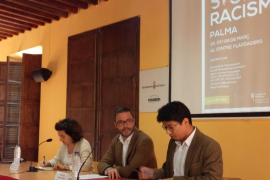 Más de 100 personas se inscriben en la primera sesión de las 'I Jornadas Stop Racismo'